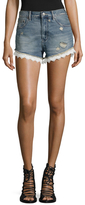 Free People Lacey Cut Off Denim Short