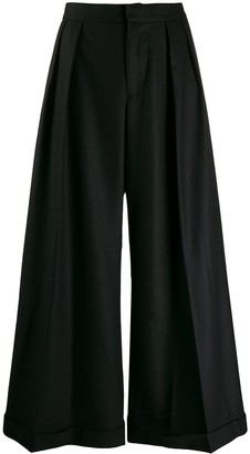 aganovich Flared Trousers