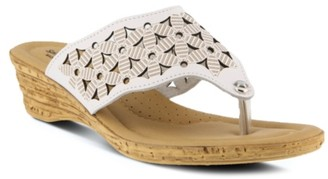 Spring Step Tiffany Wedge Sandal
