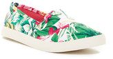 Madden-Girl Sail Tropical Print Sneaker