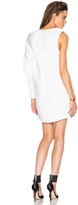 Acne Studios Sage One Sleeve Dress