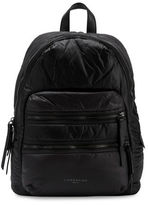 Liebeskind Berlin Saku Nylon and Leather Backpack