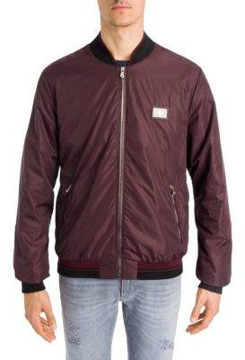 Dolce & Gabbana Regular-Fit Bomber Jacket