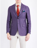 Etro Minerva cotton-jacquard jacket