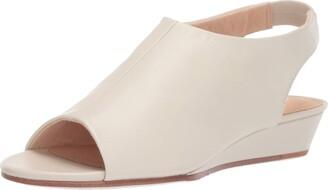 Clarks Women's Sense Silk Wedge Sandal
