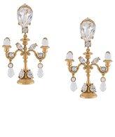Dolce & Gabbana chandelier clip-on earrings