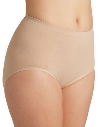 Bali Womens Seamless Firm Control Brief 2-Pack Style-X245
