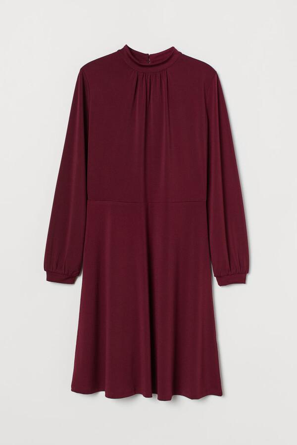 H&M Jersey Dress - Red