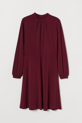 H&M Jersey Dress - Red