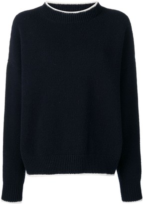 Marni ribbed fine knit sweater