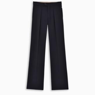 Chloé Blue wide-leg trousers