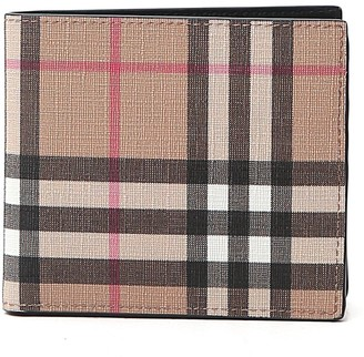 Burberry Vintage Check Bifold Wallet