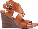 Steve Madden Women's Shoes, Cityline Wedge Sandals