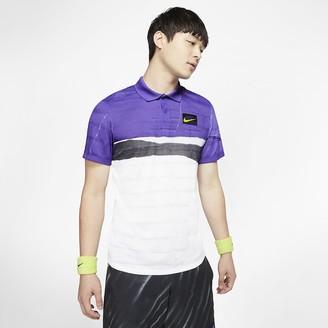 Nike Men's Tennis Polo NikeCourt Advantage