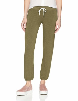 Monrow Women's Supersoft Sweats w/Twisted Side