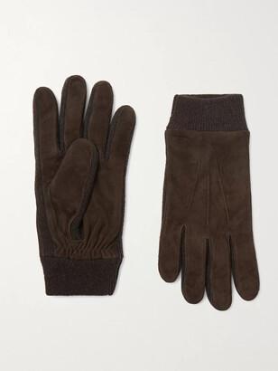 Hestra Geoffrey Suede Gloves