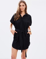 Lola Denim Shirt Dress