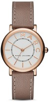 Marc Jacobs Roxy Leather Watch, 28mm