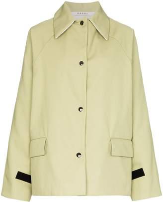 Kassl Editions Button-Up Long-Sleeve Jacket
