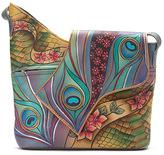 Anuschka Women's Abstract Flap Bag