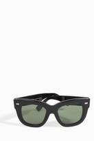 Acne Studios Library Square Sunglasses