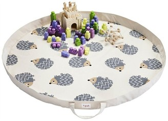 3 Sprouts Play Mat, Hedgehog