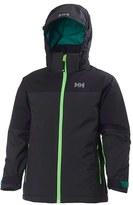 Helly Hansen Boy's 'Progress' Waterproof Hooded Jacket