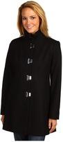MICHAEL Michael Kors Wool Clip Coat