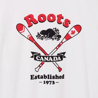Roots Mens Cross Paddle T-shirt