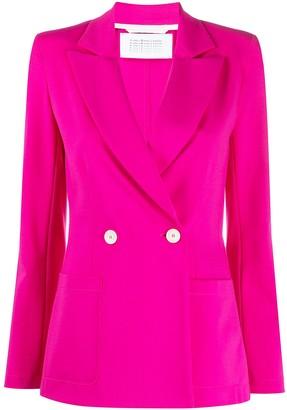Harris Wharf London Fitted Tailored Blazer