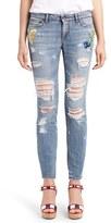 Dolce & Gabbana Women's Embellished Skinny Jeans