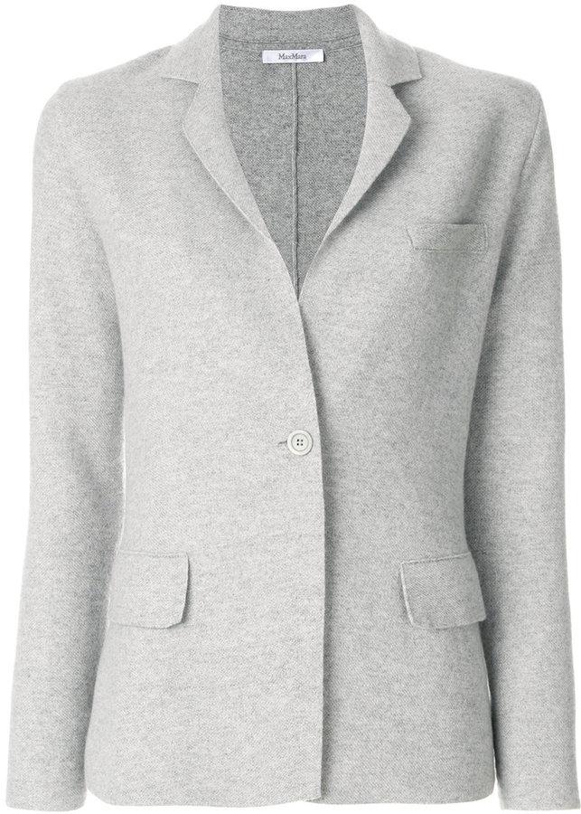 Max Mara knitted jacket