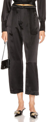 SABLYN Gabby Pant in Black | FWRD
