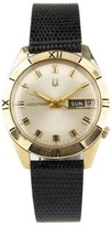 Bulova Accutron 14K Yellow Gold Vintage 37mm Mens Watch