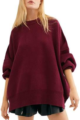Free People Easy Street Tunic Sweater