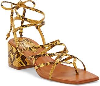 Jessica Simpson Ivelle Block Heel Sandal