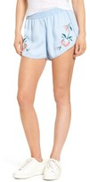 Rails Women's Liam Embroidered Shorts