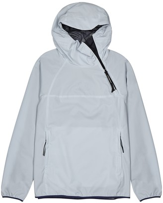 C.P. Company Light blue logo shell jacket