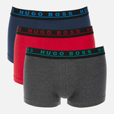 HUGO BOSS Men's Triple Pack Boxers