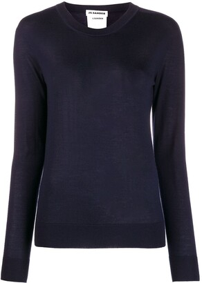 Jil Sander Slim Fit Knitted Top
