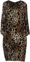 Les Copains Knee-length dresses - Item 34759716