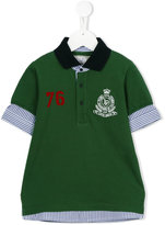 Lapin House - layered polo shirt - kids - Cotton - 2 yrs