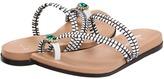 Donald J Pliner Lisa for Gunta (White) - Footwear
