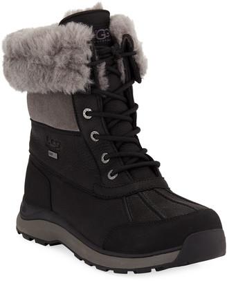 UGG Adirondack III Waterproof Lace-Up Boots