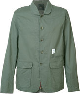 Undercover shirt jacket - men - Cotton/Linen/Flax/Cupro - 3