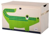 3 Sprouts Collapsible Storage Toy Chest - Crocodile