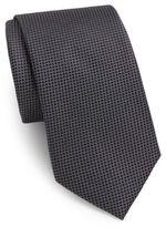 Saks Fifth Avenue Silk Circle Tie