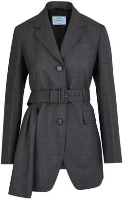 Prada Prince de Galles jacket