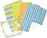 Trend Lab Baby Barnyard Burp Cloth Gift Set