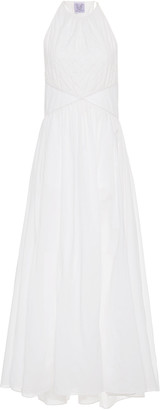 Thierry Colson Vanessa Cotton-Poplin Maxi Dress